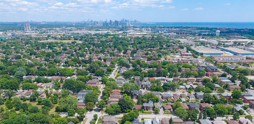 The Greater Toronto Area Real Estate Market is Changing