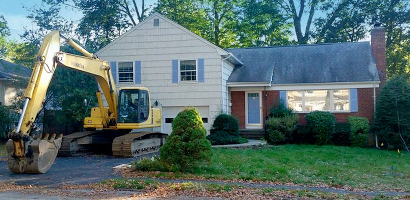Buying a Fixer-Upper or a Tear-Down